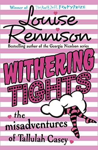 9780007156825: Withering Tights (The Misadventures of Tallulah Casey)