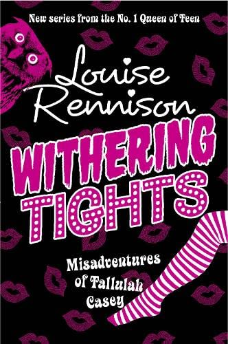 9780007156832: Withering Tights (The Misadventures of Tallulah Casey, Book 1)