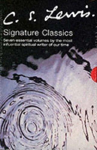 9780007157006: C.S.Lewis Signature Classics (C. Lewis Signature Classic)