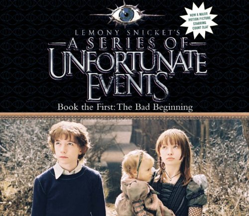 9780007157082: A Series of Unfortunate Events (1) - Book the First - The Bad Beginning: Complete & Unabridged