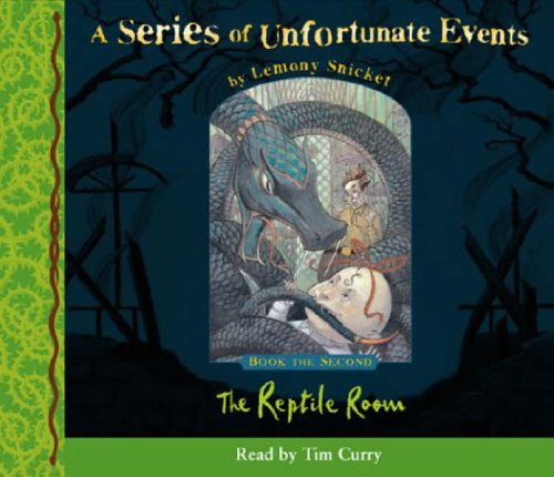 9780007157099: The Reptile Room (Series of Unfortunate Events)