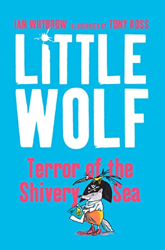 9780007157181: Little Wolf, Terror of the Shivery Sea