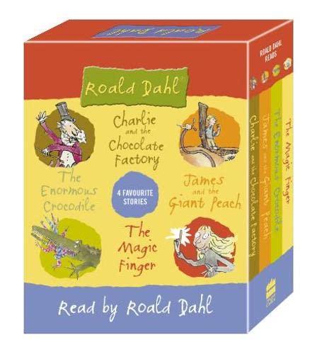 9780007157198: Roald Dahl Audio Box Set