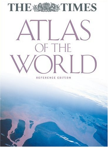 """The """"Times"""" Atlas of the World: Reference: n/a"""