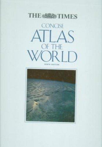 9780007157297: Times Concise Atlas of the World, Ninth Edition