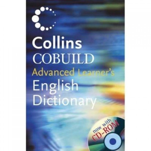 9780007157990: Collins Cobuild - Advanced Learner's English Dictionary and CD-Rom