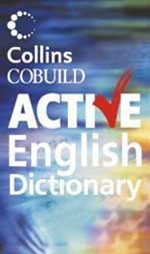9780007158010: Collins Cobuild - Active Dictionary