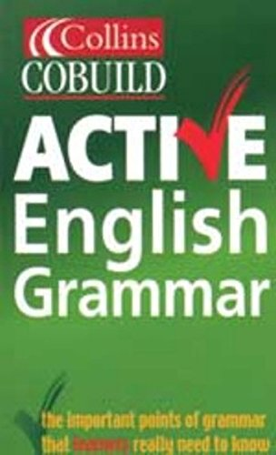 9780007158027: Collins COBUILD Active English Grammar