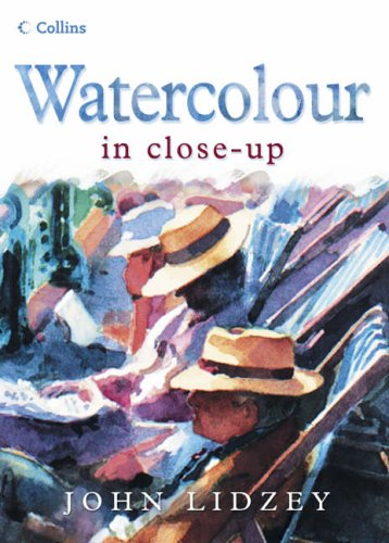Watercolour in Close-up (0007158068) by John Lidzey
