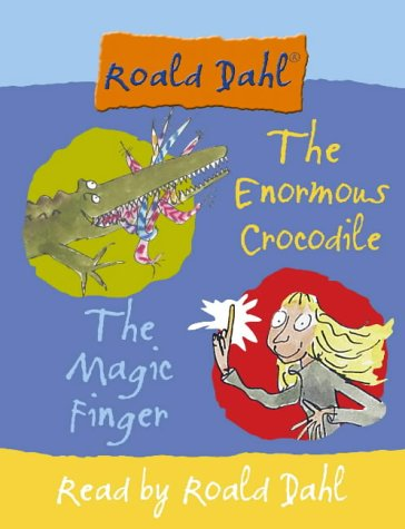9780007158072: Two Favourite Stories: The Enormous Crocodile and The Magic Finger: 2 Favourite Stories