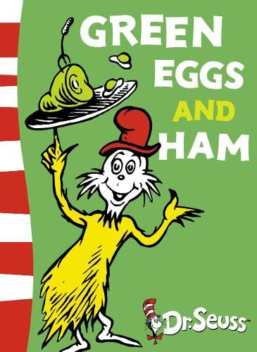 9780007158461: Green Eggs and Ham: Green Back Book (Dr Seuss - Green Back Book)