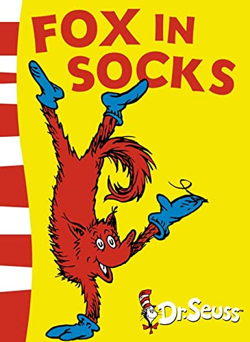 9780007158478: Fox in Socks: Green Back Book (Dr Seuss - Green Back Book)