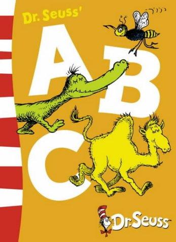 9780007158485: Dr. Seuss's ABC: Blue Back Book (Dr Seuss - Blue Back Book) (Dr. Seuss Blue Back Books)
