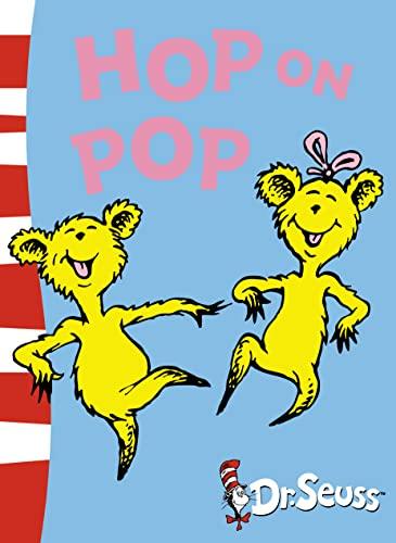 9780007158492: Hop On Pop: Blue Back Book (Dr Seuss - Blue Back Book) (Dr. Seuss Blue Back Books)