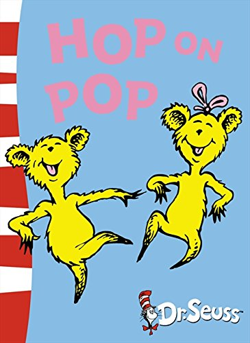 9780007158492: Hop On Pop: Blue Back Book (Dr Seuss - Blue Back Book)