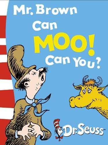 9780007158546: Mr. Brown Can Moo! Can You?: Dr. Seuss's Book of Wonderful Noises (Dr. Seuss Board Books)