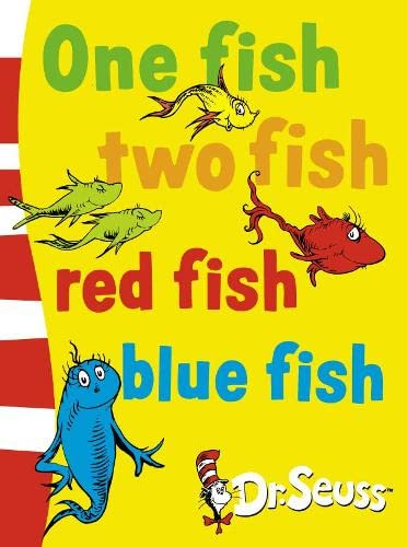 9780007158553: One Fish, Two Fish, Red Fish, Blue Fish (Dr.Seuss Board Books)