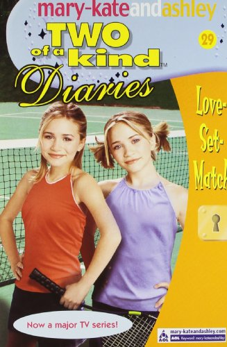 9780007158850: Love, Set, Match (Two of a Kind Diaries)