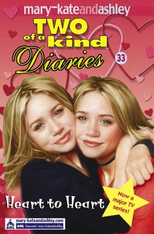 9780007158898: Heart to Heart (Two Of A Kind Diaries, Book 33)