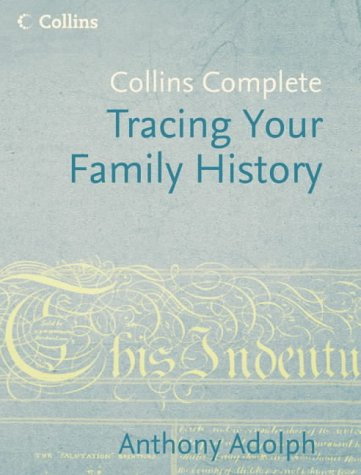 9780007158928: Collins Tracing Your Family History