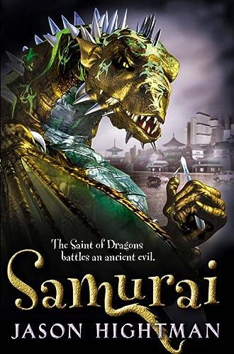 9780007159093: The Saint of Dragons: Samurai