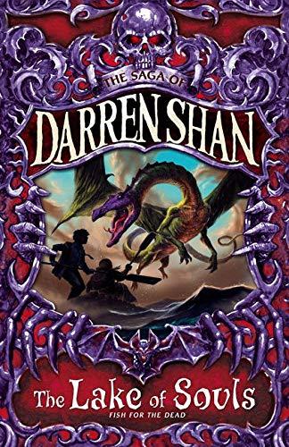 9780007159192: The Lake of Souls (The Saga of Darren Shan, Book 10)