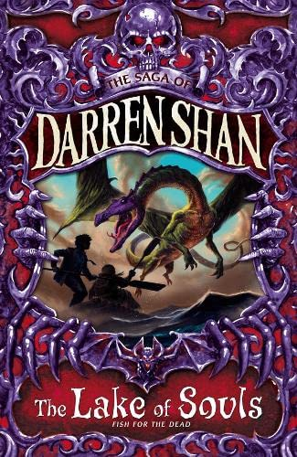 9780007159192: The Lake of Souls (The Saga of Darren Shan, Book 10)