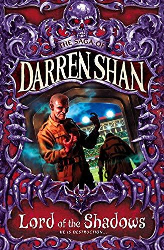 9780007159208: Lord of the Shadows (The Saga of Darren Shan, Book 11)
