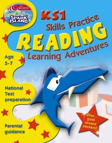 9780007159888: Spark Island - Key Stage 1 Skills Practice Reading: KS1 Reading