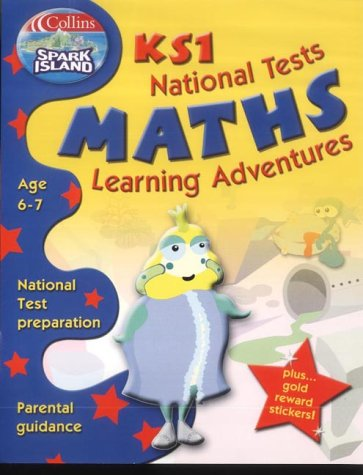 9780007159918: Spark Island - Key Stage 1 National Tests Maths: Activity Book: KS1 National Tests Maths
