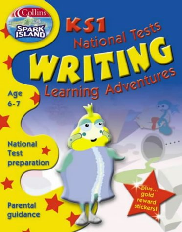 9780007159949: Spark Island - Key Stage 1 National Tests Writing: Activity Book: KS1 National Tests Writing