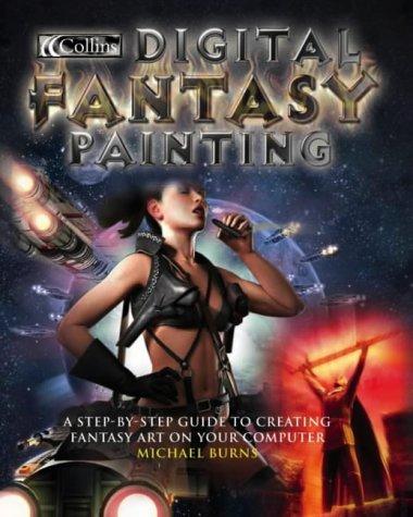 9780007160037: Digital Fantasy Painting