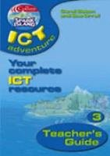9780007160181: Collins Spark Island ICT Adventure - Year 3 Teacher's Guide: Teacher's Guide Year 3