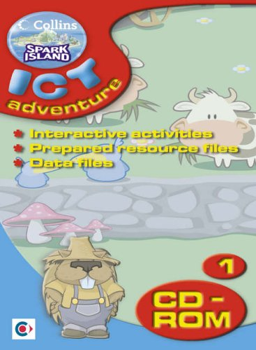 9780007160228: Collins Spark Island ICT Adventure - Year 1 CD-Rom