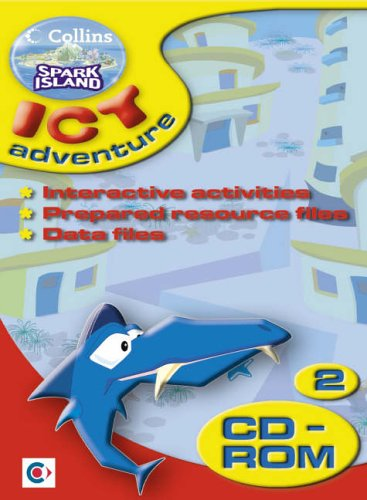 9780007160235: Collins Spark Island ICT Adventure - Year 2 CD-Rom