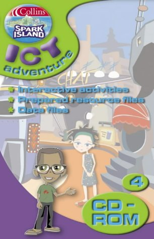 9780007160259: Collins Spark Island ICT Adventure - Year 4 CD-Rom