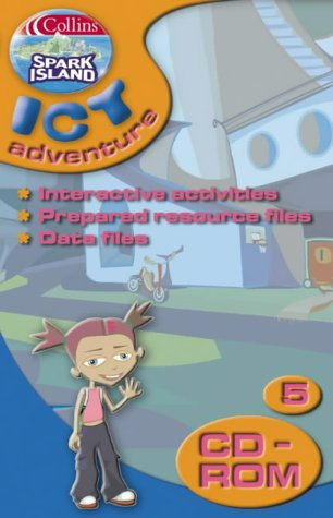 9780007160266: Collins Spark Island ICT Adventure ? Year 5 CD-Rom