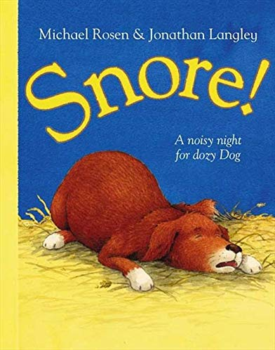 9780007160310: Snore!