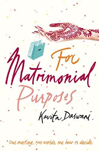 9780007160587: For Matrimonial Purposes