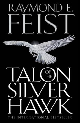 9780007160822: Talon of the Silver Hawk (Conclave of Shadows)