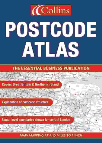 9780007160884: Postcode Atlas of Great Britain and Northern Ireland