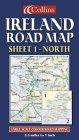 9780007160921: Ireland Road Map: North Sheet 1
