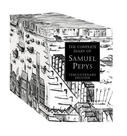 9780007161096: The Complete Diary of Samuel Pepys: Tercentenary boxed set: Tercentenary Edition