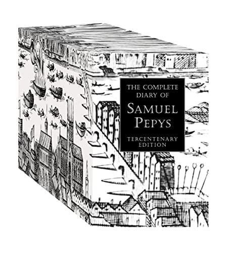 9780007161096: Complete Diary of Samuel Pepys