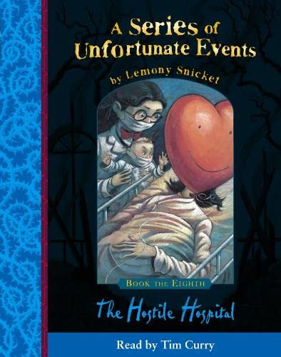 9780007161119: A Series of Unfortunate Events (8) - Book the Eighth - The Hostile Hospital: Complete & Unabridged