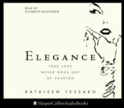 9780007161447: Elegance (Audiobook)