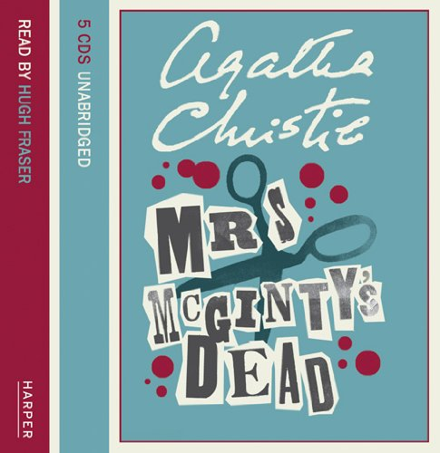 9780007161454: Mrs McGinty's Dead: Complete & Unabridged