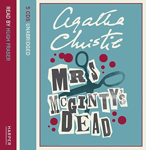 Mrs McGinty's Dead: Complete & Unabridged: Agatha Christie, Hugh