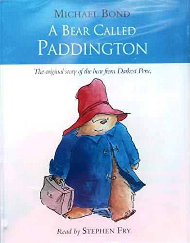 9780007161645: A Bear Called Paddington: Complete & Unabridged