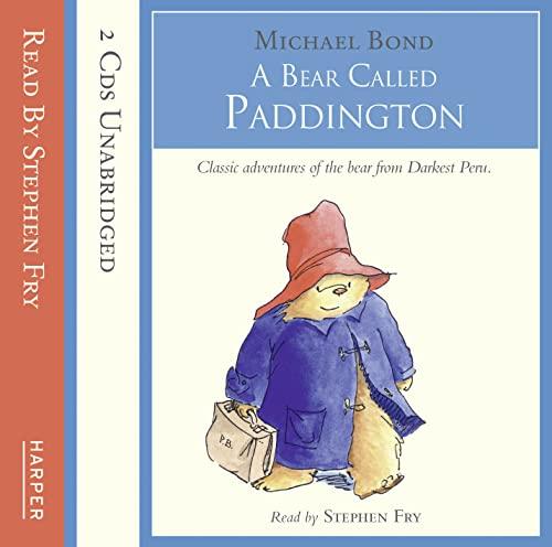 9780007161652: A Bear Called Paddington: Complete & Unabridged